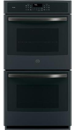 ge profile pk7500fmds 27 inch electric double wall oven