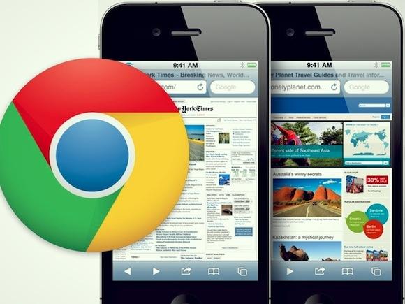 Hướng dẫn tải Google Chrome beta cho iPhone/iPad
