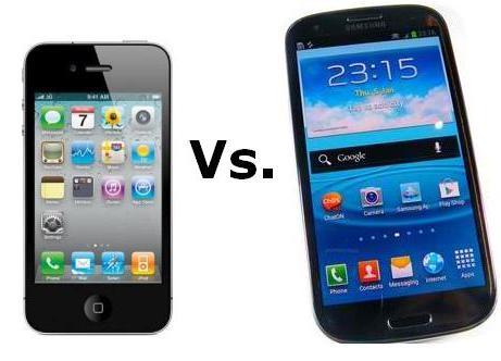 iPhone-4S-VS-Samsung-Galaxy-S3
