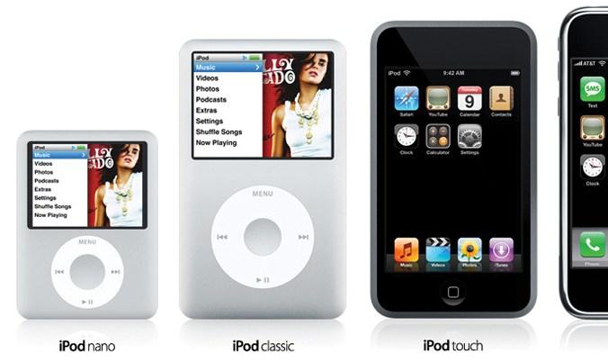 new-ipod-family