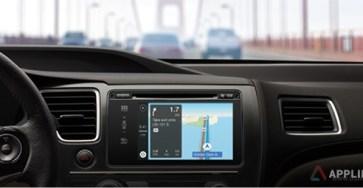 Tính năng dẫn đường của CarPlay