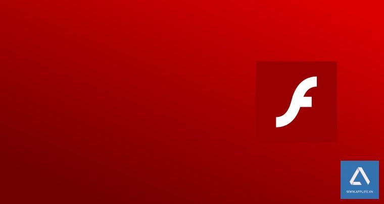 Flash - công nghệ bổ sung cho trình duyệt được Adobe phát triển đang dần biến mất sau khi Google tuyên bố sẽ tắt tính năng tự động chạy vào ngày 1 tháng 9