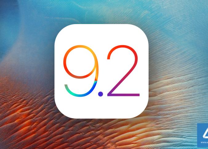 iOS 9.2 logo