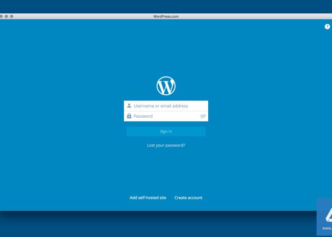 WordPress-for-OS-X-1.0-Mac-screenshot-001