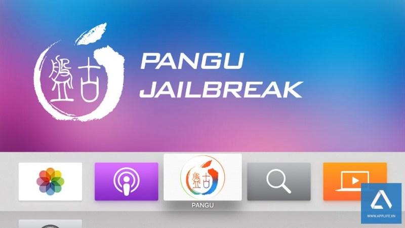 Team Pangu phát hành Jailbreak cho Apple TV 4
