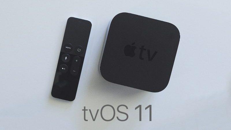 Apple phát hành tvOS 11 bản chính thức cho Apple TV 4 và 4K, thêm nhiều tính năng mới