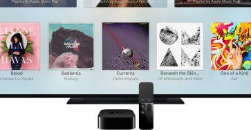 Apple TV 4K có thể được trang bị chip A10 và 3GB RAM