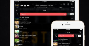 Mời tải ứng dụng nghe nhạc EverMusic Pro có giá $2.99 đang miễn phí