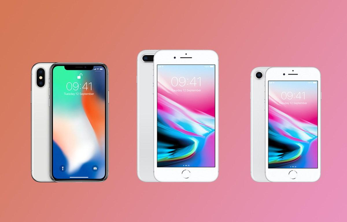 Giá iPhone 8 và iPhone 8 Plus giảm mạnh tại Trung Quốc