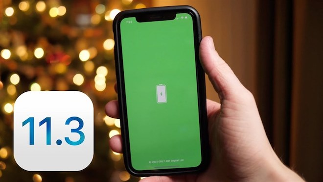 (Download) Link tải trực tiếp iOS 11.3cho iPhone, iPad, iPod touch