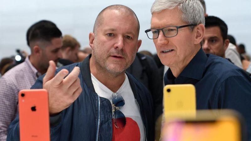 Jony Ive rời Apple, về mở công ty riêng