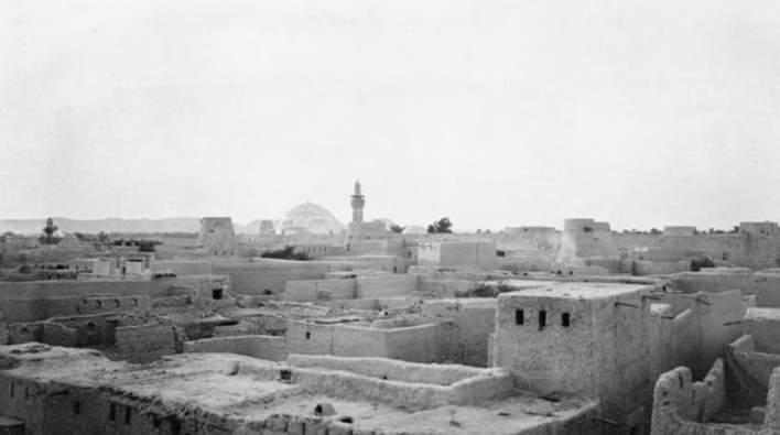 جامع ابراهيم في مدينة الهفوف
