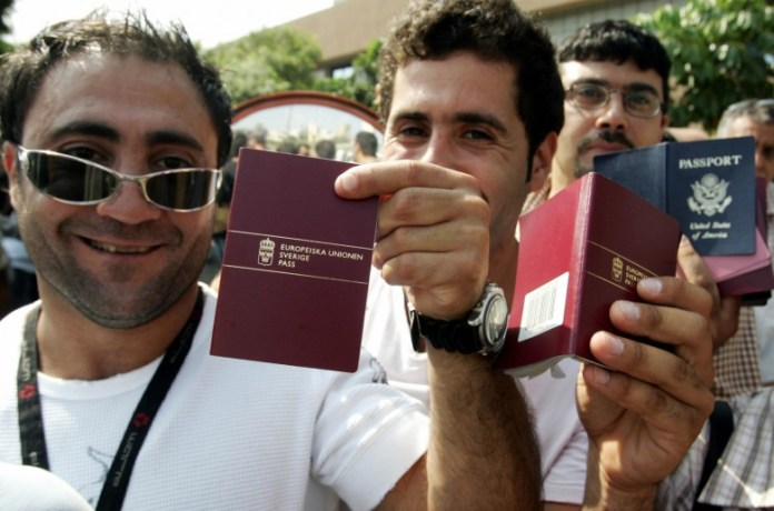 What are the strongest passports for 2020?