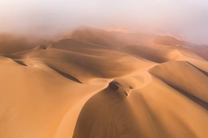صحراء ليوا في أبوظبي