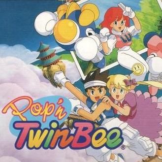 Pop'n TwinBee - Play Game Online