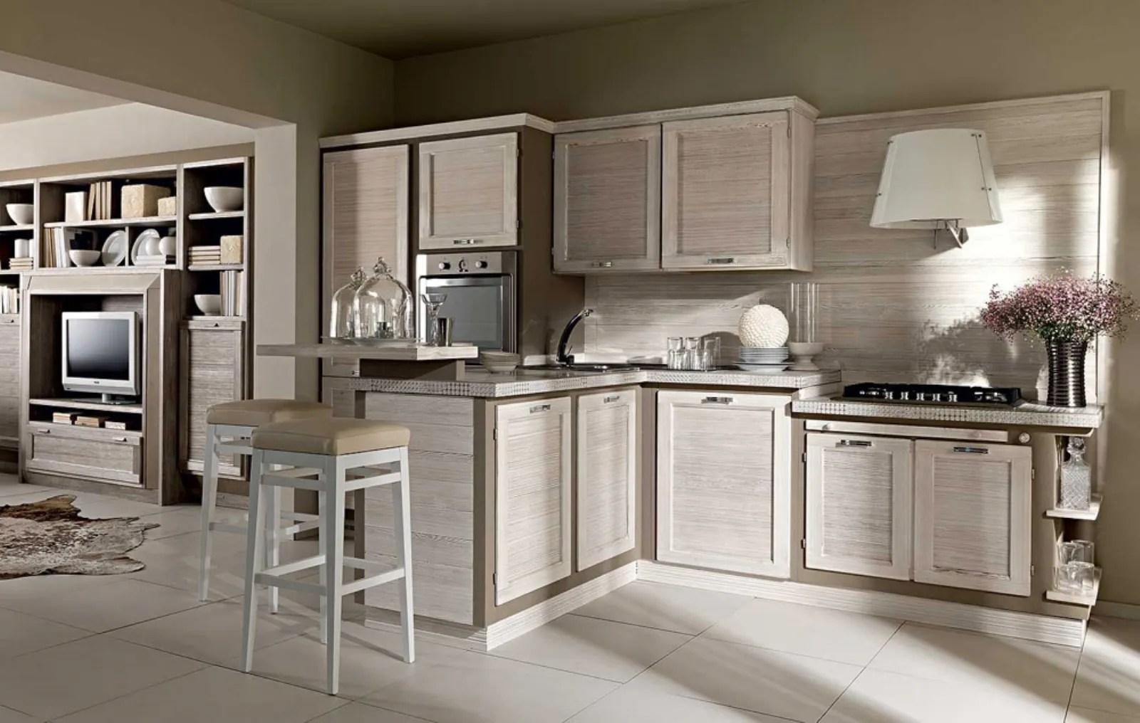 Come scegliere le cucine in muratura moderne  Cucine