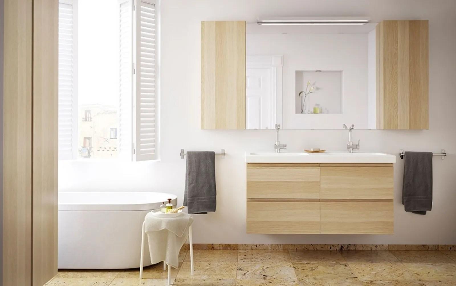 Ikea pensili per il bagno  Arredo Bagno