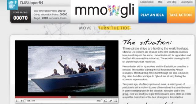 US Navy creates MMO wargame to fight Somali pirates