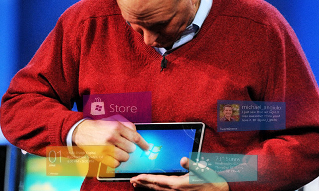 """A sort of PC"": how Windows 8 will invade tablets (and why it might work)"