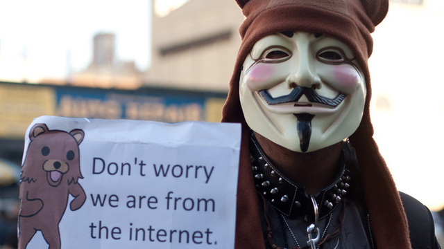 guy fawkes anonymous