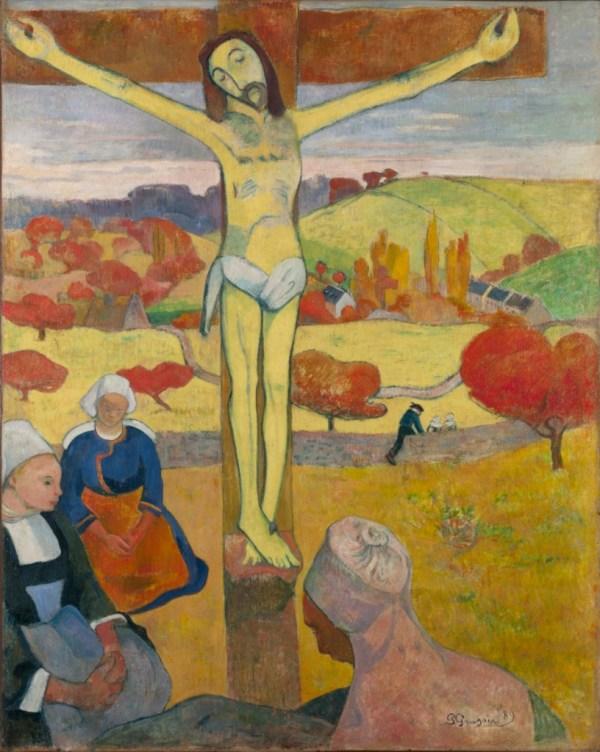 Paul Gauguin Yellow Christ