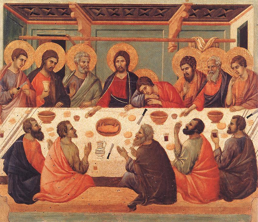 Duccio (1308-11)