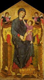 Madonna in Maestà (Bologna)