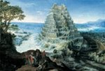 The tower of Babel (1595)