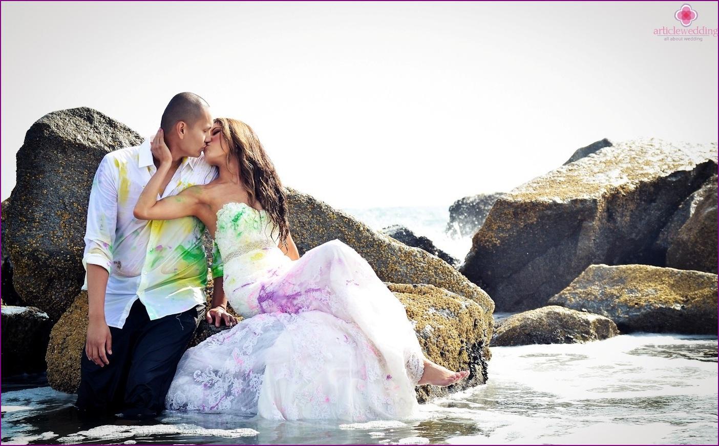 Hochzeit FotoShooting ModeStile und Genres