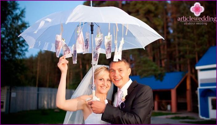 Jak originln darovat penze na svatbu npady pro blahopn
