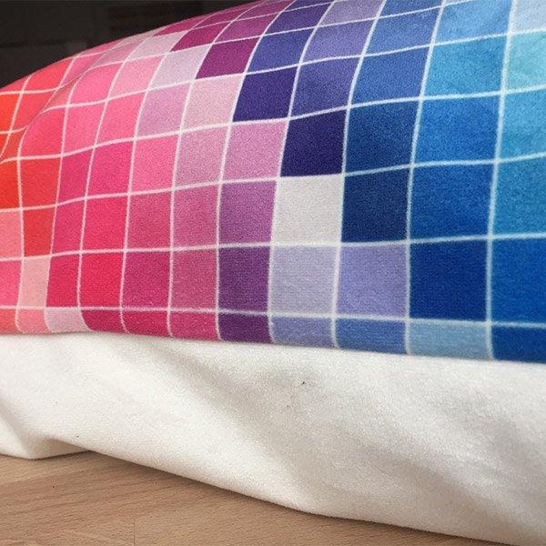 custom printed throw pillow cases