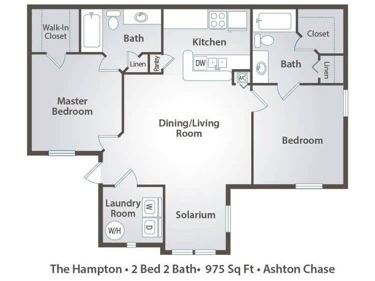 apartments floor plans pricing