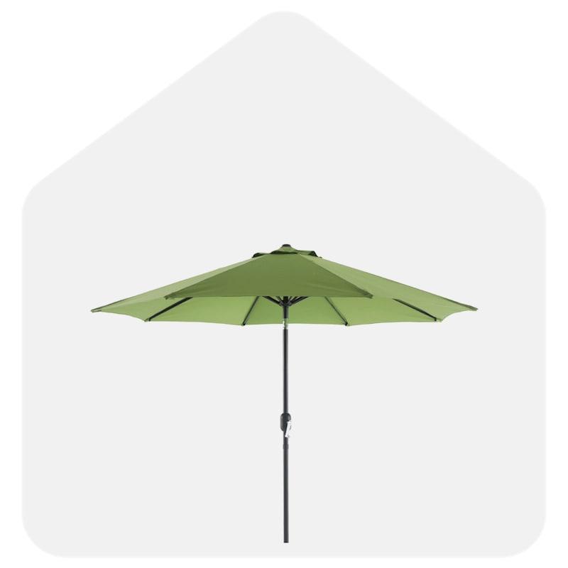 patio umbrellas for every budget at home