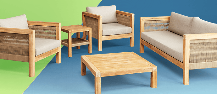 patio sets for every budget at home