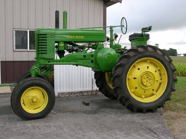 john deere g tractor for sale gmc acadia radio wiring diagram large completley restored collector auction from a hi crop