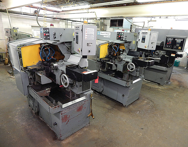 Brown And Sharpe Screw Machine For Sale