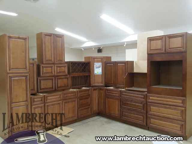Peak Auctions Cabinets