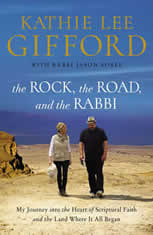 The Rock the Road and the Rabbi: My Journey into the Heart of Scriptural Faith and the Land Where It All Began - Audiobook Download