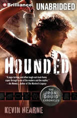 Hounded: The Iron Druid Chronicles - Audiobook Download