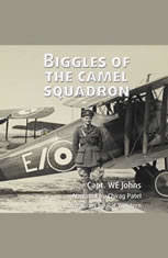 Biggles of the Camel Squadron - Audiobook Download