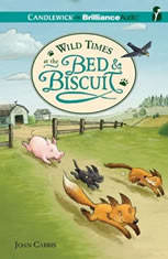 Wild Times at the Bed & Biscuit - Audiobook Download