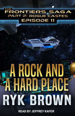 A Rock and a Hard Place - Audiobook Download