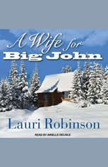 A Wife for Big John - Audiobook Download