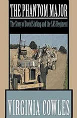 The Phantom Major: The Story of David Stirling and His Desert Command - Audiobook Download