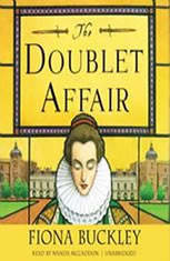 The Doublet Affair: An Ursula Blanchard Mystery at Queen Elizabeth Is Court - Audiobook Download