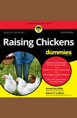Raising Chickens For Dummies: 2nd Edition - Audiobook Download