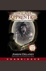 The Last Apprentice: Attack of the Fiend (Book 4) - Audiobook Download