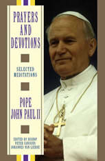 Prayers and Devotions from Pope John Paul Ii - Audiobook Download