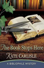 The Book Stops Here: A Bibliophile Mystery - Audiobook Download