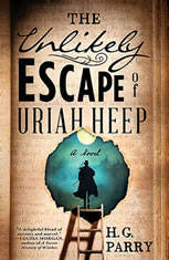 The Unlikely Escape of Uriah Heep: A Novel - Audiobook Download